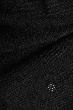 HALSTON HERITAGE Cutout cashmere sweater