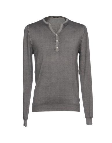 Фото - Мужской свитер BELLWOOD свинцово-серого цвета