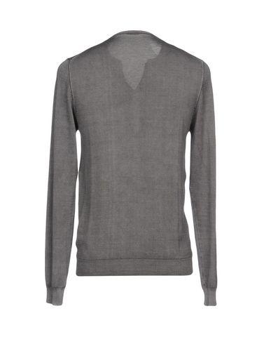 Фото 2 - Мужской свитер BELLWOOD свинцово-серого цвета