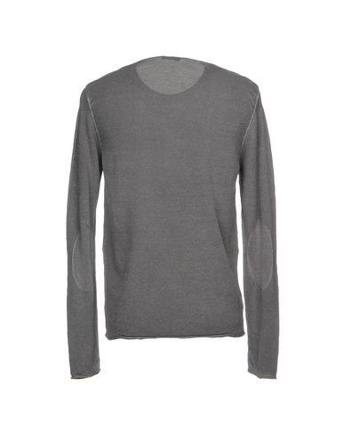 Фото 2 - Мужской свитер BELLWOOD серого цвета