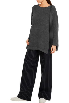 ALLUDE Wool-blend sweater