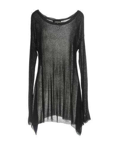 Фото 2 - Женский свитер MANILA GRACE DENIM черного цвета