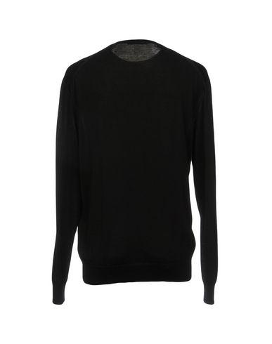 Фото 2 - Мужской свитер SUITE 19L черного цвета
