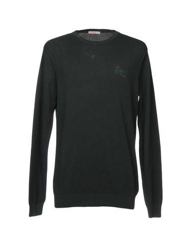 Фото - Мужской свитер SUN 68 темно-зеленого цвета