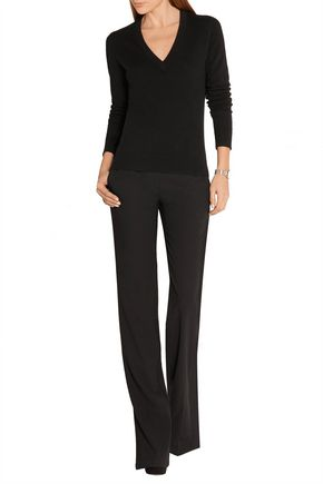 MICHAEL KORS COLLECTION Cutout cashmere sweater