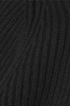 HAIDER ACKERMANN Ribbed wool turtleneck sweater