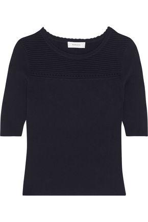 CARVEN Stretch-knit sweater