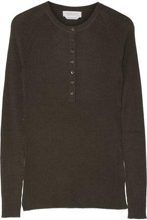 GABRIELA HEARST Thomas cashmere and silk-blend top