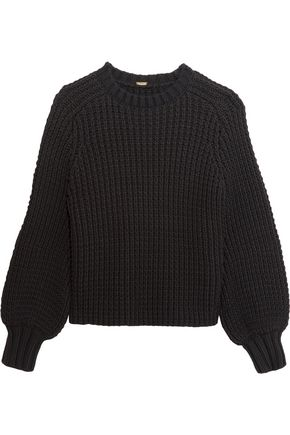 ADAM LIPPES Cotton-blend sweater