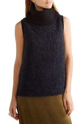 RAG & BONE Adele ribbed wool-blend turtleneck sweater