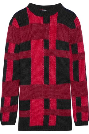 TOD'S Mohair and silk-blend sweater