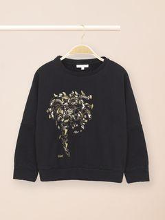 パームツリーセーター