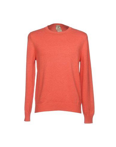 Фото - Мужской свитер H953 лососево-розового цвета
