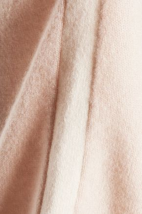 DUFFY Wool and cashmere-blend sweater