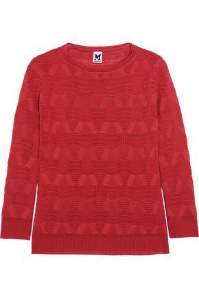 M MISSONI Wool-blend sweater
