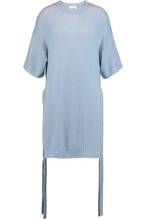 3.1 PHILLIP LIM Draped wool-blend sweater