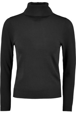 TOTÊME Stretch-knit turtleneck top