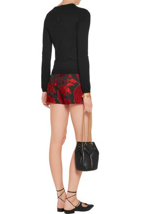ALICE + OLIVIA Cordelia wool sweater