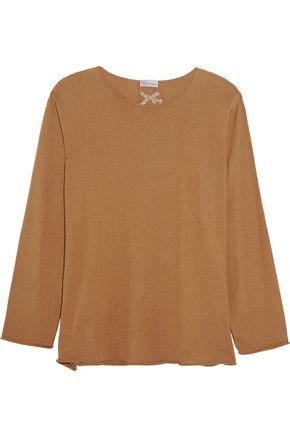 REDValentino Cashmere and silk-blend sweater