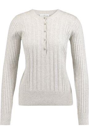MAISON MARGIELA Ribbed-knit sweater