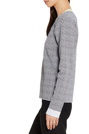 TOD'S Jacquard sweater