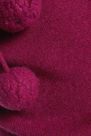 TALITHA Baja merino wool and cashmere-blend sweater