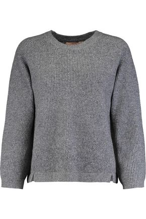 J BRAND Burlington ribbed-knit sweater