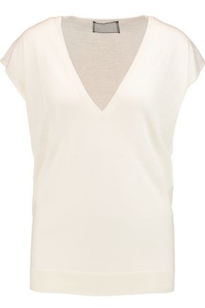 GIAMBATTISTA VALLI Cashmere top