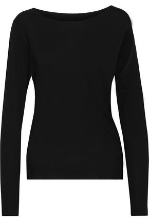 MM6 by MAISON MARGIELA Cutout knitted sweater