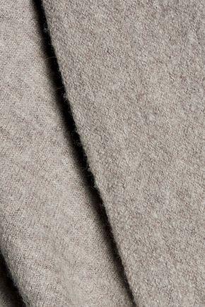 JOIE Ligiere belted draped wool vest