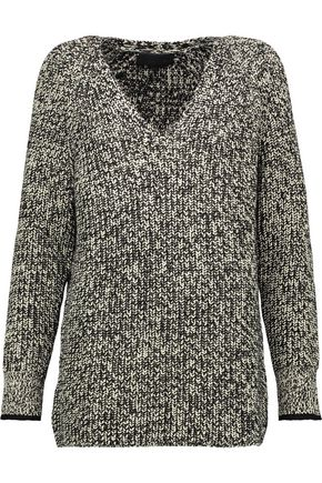 RAG & BONE Karen mélange ribbed-knit sweater