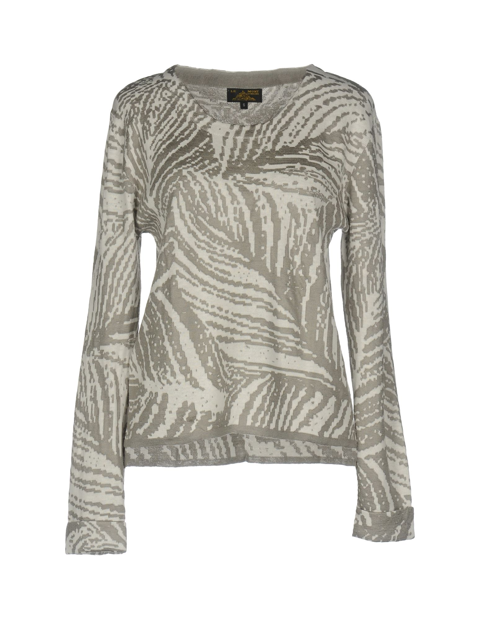 LE MONT ST MICHEL Свитер le mont st michel свитер с короткими рукавами