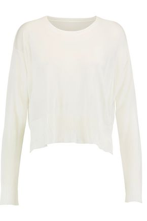 MM6 MAISON MARGIELA Ribbed-knit sweater