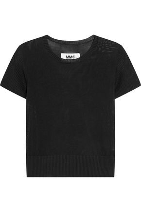 MM6 by MAISON MARGIELA Knitted top