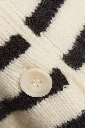 MM6 by MAISON MARGIELA Striped wool sweater
