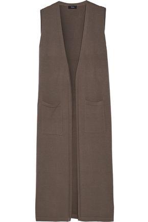 THEORY Torina merino wool vest