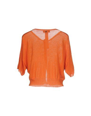 Фото 2 - Женский кардиган  оранжевого цвета