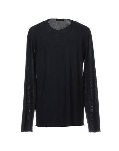 Фото 2 - Мужской свитер LUCQUES темно-синего цвета
