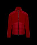 MONCLER ZIPPED JUMPER - Cardigans - men