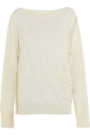 MM6 MAISON MARGIELA Convertible cutout knitted sweater