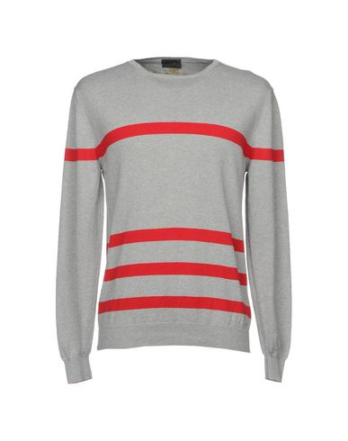 Фото - Мужской свитер AT.P.CO светло-серого цвета