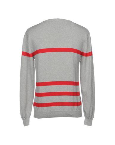 Фото 2 - Мужской свитер AT.P.CO светло-серого цвета