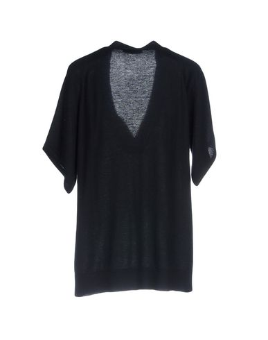 Фото 2 - Женский свитер SNOBBY SHEEP темно-синего цвета