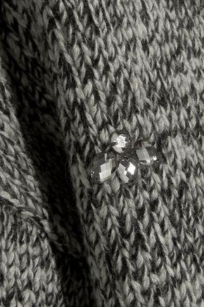 DAY BIRGER ET MIKKELSEN Embellished wool-blend sweater