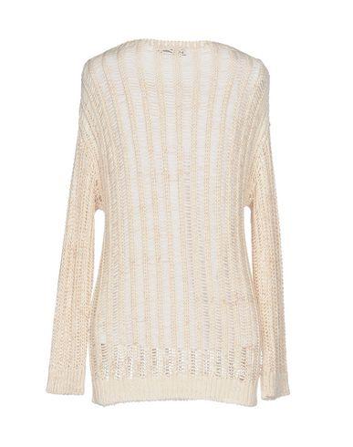 Фото 2 - Женский свитер FABIANA FILIPPI цвет песочный