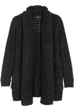 LINE Barclay open-knit cardigan