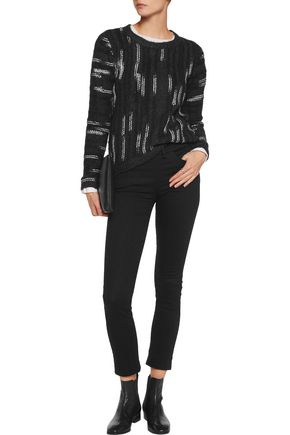 LINE Becca wool-blend sweater