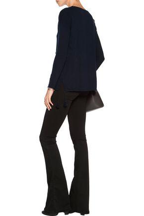 AUTUMN CASHMERE Baja cashmere sweater