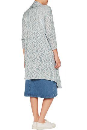 KAIN Doven draped stretch-knit cardigan