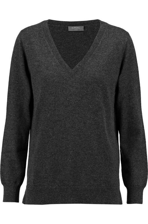 N.PEAL Boyfriend cashmere sweater